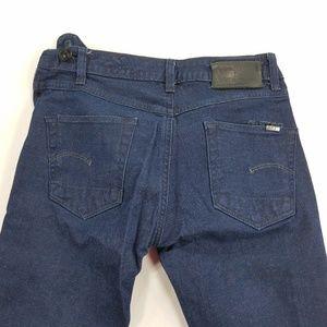 G-Star 330 Raw Skinny Jeans Side Up Stretch Pants